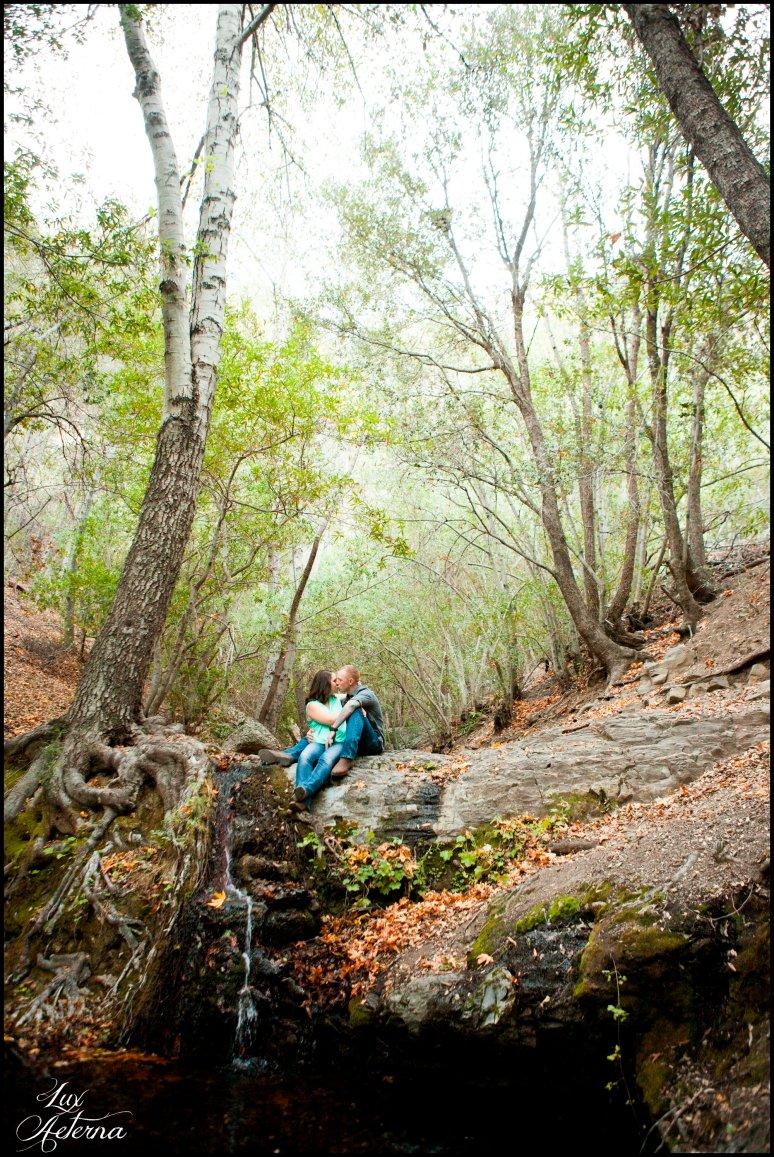 McKennaTravis-Engagement-Ojai-Waterfall-Green-Trees-Pond-CassiaKarinPhotogrpahy-37.jpg