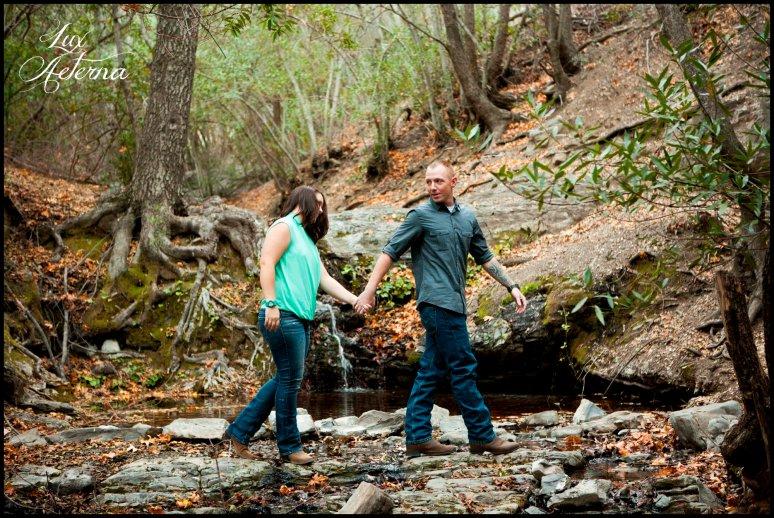 McKennaTravis-Engagement-Ojai-Waterfall-Green-Trees-Pond-CassiaKarinPhotogrpahy-54.jpg