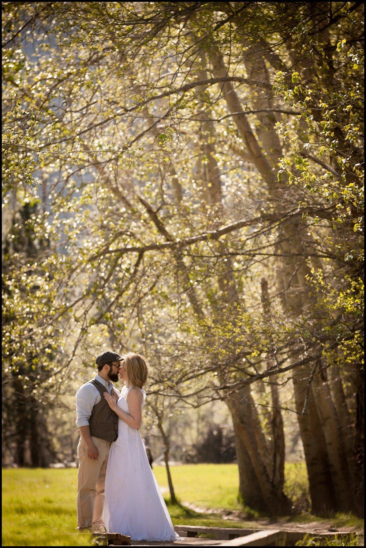 Yosemite National Park April Amp Arthur Wedding